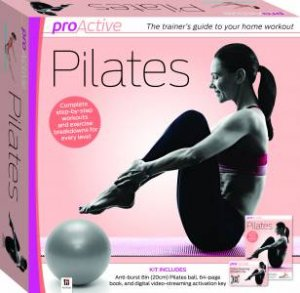 ProActive Pilates Box Set by Various