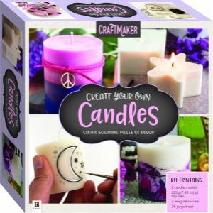 CraftMaker Create Your Own Candles Kit by Various