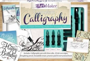 Art Maker Complete Calligraphy By Various 9781488925573