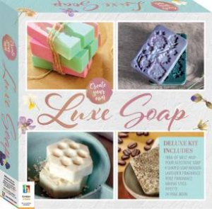 Create Your Own Luxe Soap Deluxe Essentials Kit