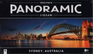 Panoramic 1000 Piece Jigsaw: Sydney, Australia by Various