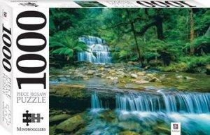 Mindbogglers 1000 Piece Jigsaw: Liffey Falls,Tasmania