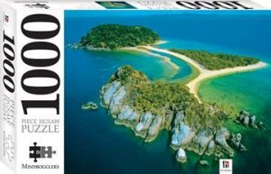 Mindbogglers 1000 Piece Jigsaw: Russell Island, Queensland by Various
