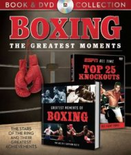 Boxing Book and DVD by Various