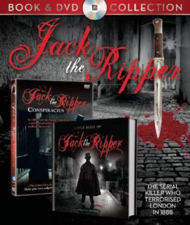 Jack the Ripper Book and DVD
