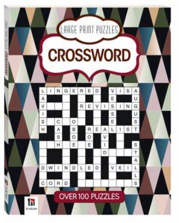 Prestige Puzzles Large Print: Crossword by Various