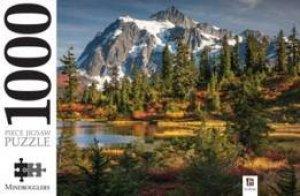 Mindbogglers 1000 Piece Jigsaw: Washington, USA