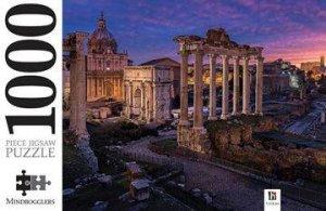 Mindbogglers 1000 Piece Jigsaw: Roman Forum, Italy