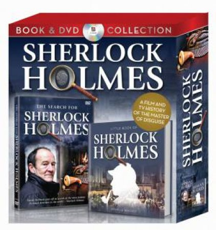 DVD And Book Set: Sherlock Holmes