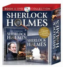 DVD And Book Set: Sherlock Holmes by Michelle Brachet