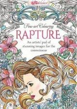 Fine Art Colouring Rapture