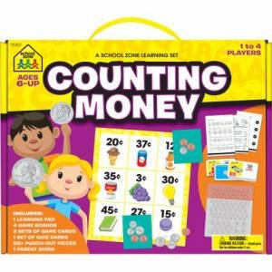 School Zone: Learning Set: Counting Money