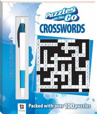 Puzzles On The Go: Crossword by Various