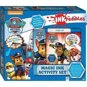 Inkredibles Magic Ink Activity Set: Paw Patrol