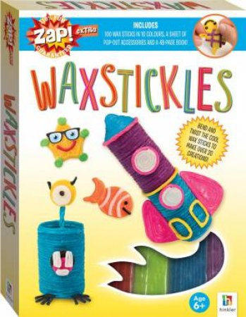 Zap Extra Kit: Waxstickles