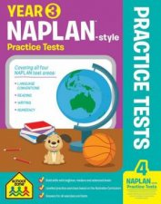 School Zone NaplanStyle Practice Tests Year 3