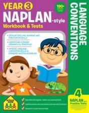 School Zone NaplanStyle Workbook Year 3 Language Conventions