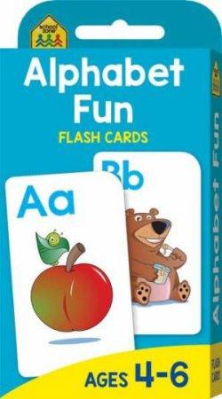 School Zone: Flash Cards: Alphabet Fun