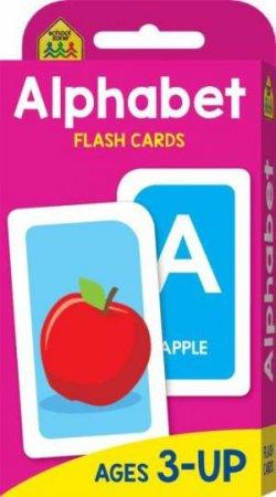 School Zone: Flash Cards: Alphabet