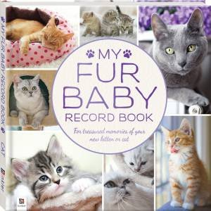 My Fur Baby Record Book: Cat by Various