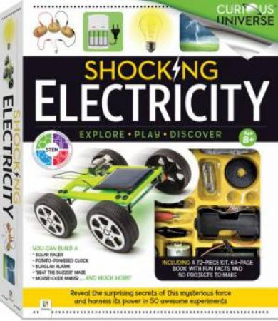 Curious Universe Science Box Set: Shocking Electricity by Various