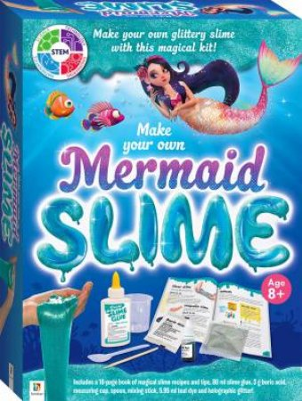 Make Your Own Mermaid Slime