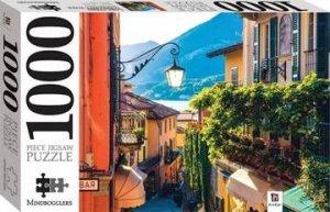 Mindbogglers 1000 Piece Jigsaw: Lake Como, Lombardy, Italy