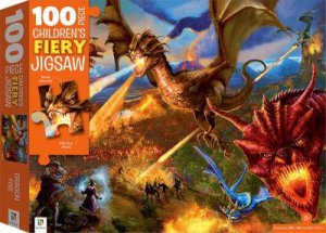 100 Piece Children's Jigsaw: Dragons
