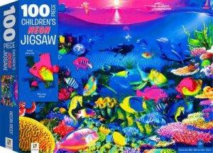 100 Piece Children's Jigsaw: Reef
