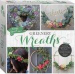 Create Your Own Greenery Wreath Kit