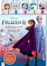 Disney Frozen 2 Colouring  Activity Set