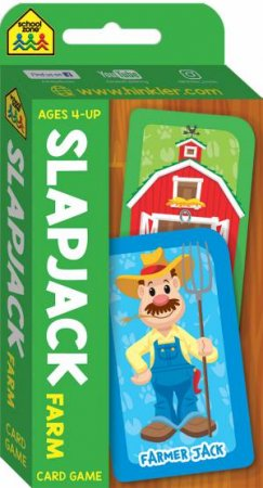 School Zone: Flash Cards: Slapjack Game