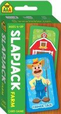 School Zone Flash Cards Slapjack Game
