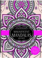 Kaleidoscope Colouring Magnificent Mandalas And More
