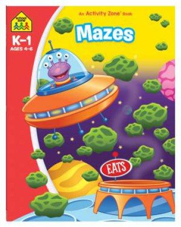 School Zone: Activity Zone: Mazes