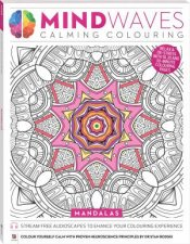 Mindwaves Calming Colouring Mandalas