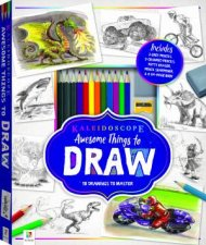 Kaleidoscope Awesome Things To Draw