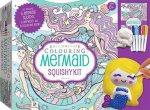 Kaleidoscope Colouring Mermaid Squishy Kit