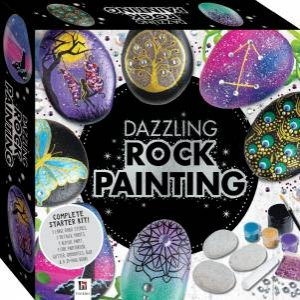 Dazzling Rock Painting by Various