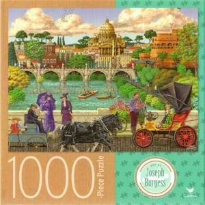 Cardinal 1000 Piece Jigsaw: St Angelo Bridge