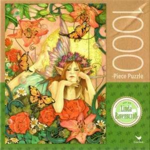 Cardinal 1000 Piece Jigsaw: Florabundance