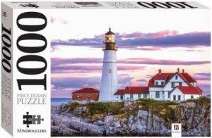 Mindbogglers 1000 Piece Jigsaw: Portland, Maine, USA by Various