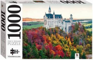 Mindbogglers 1000 Piece Jigsaw: Neuschwanstein Castle, Germany by Various