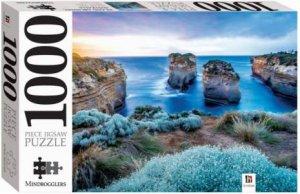 Mindbogglers 1000 Piece Jigsaw: Island Archway, Australia