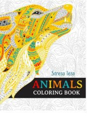 Adult Animal Colouring Animals Colouring