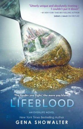 Lifeblood by Gena Showalter
