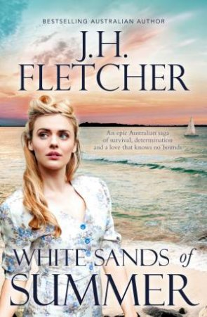 White Sands of Summer by J.H. Fletcher