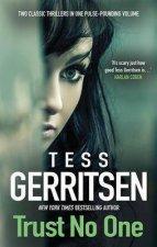Tess Gerritsen BindUp Trust No One Under The KnifeWhistleblower