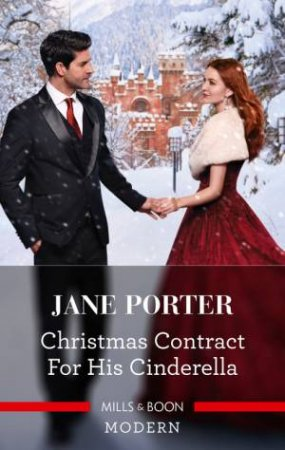 Christmas Contract.Christmas Contract For His Cinderella By Jane Porter 9781489294340 Qbd Books