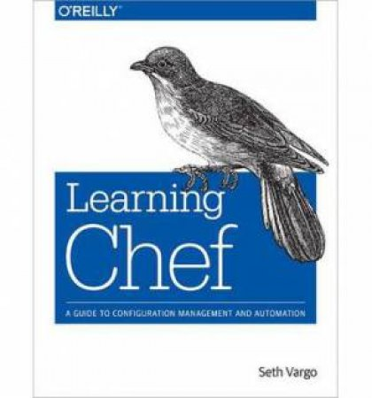 Learning Chef by Seth Vargo